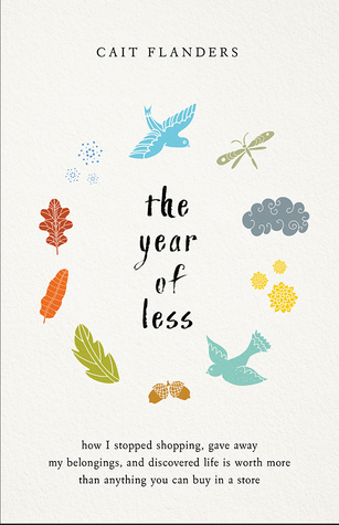 Kirjavinkki: The Year of Less